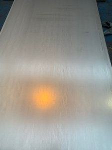 Hot Rolled substrate prior to polishing